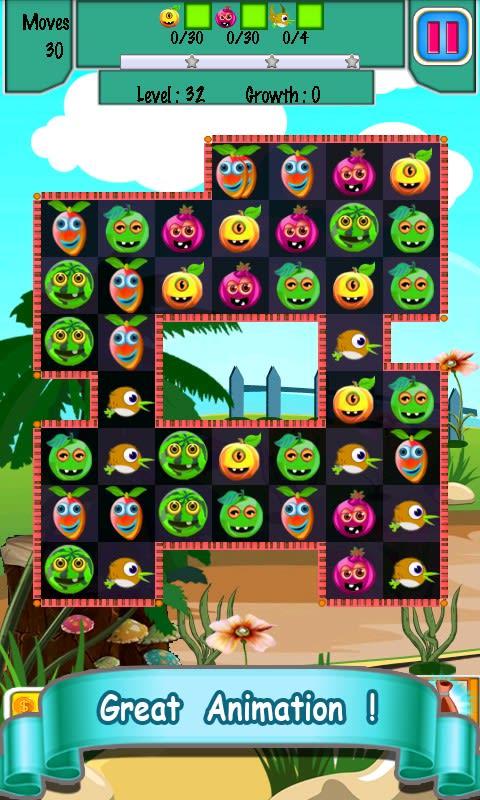Angry Fruit Mania