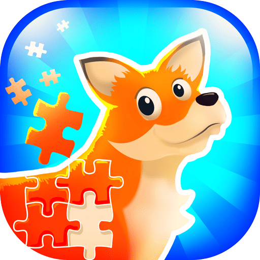 Kids Puzzles- Discover Pets
