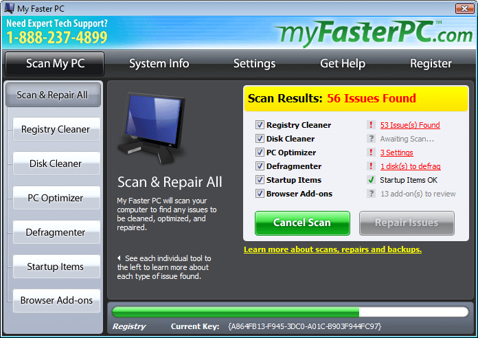 My Faster PC