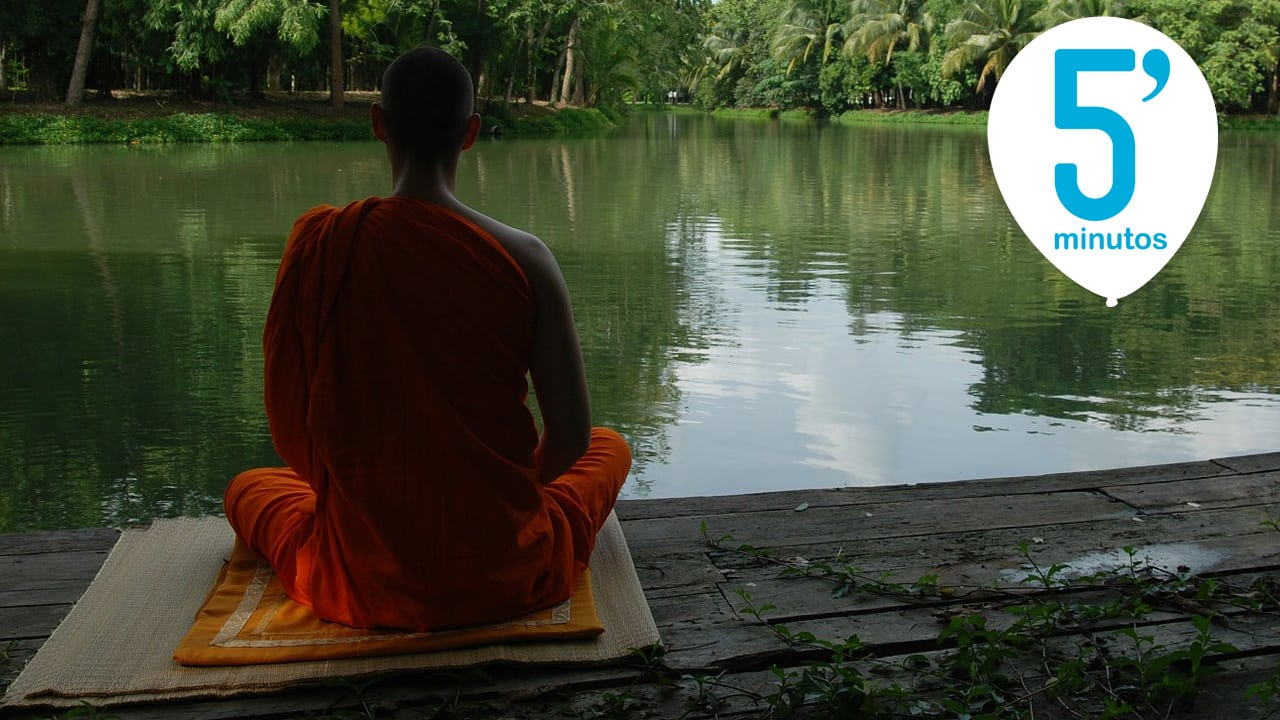 5 minutos, Eu Medito