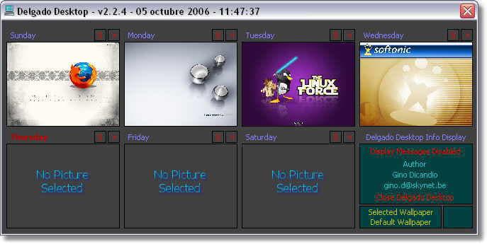 Delgado Desktop