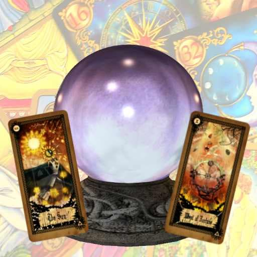 Tarot Psychic Reading 1