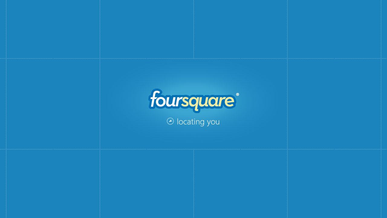 Foursquare para Windows 10