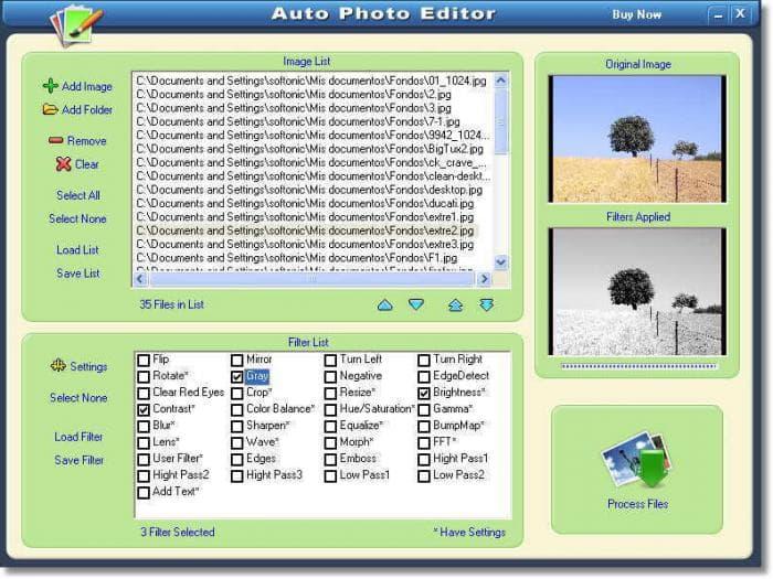 Auto Photo Editor