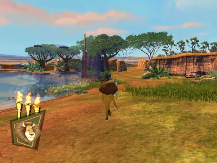 Madagascar 2 t l charger - Girafe dans madagascar ...