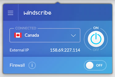 Windscribe