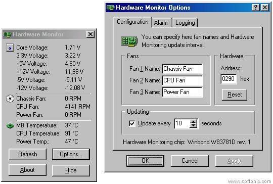 Hardware Monitor
