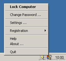 Lock My PC