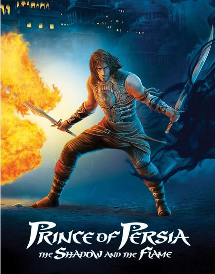 Prince of Persia Shadow & Flame