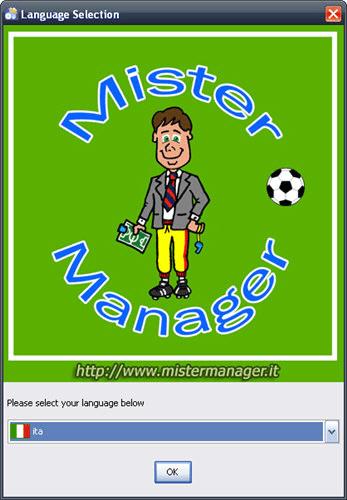 Mister Manager