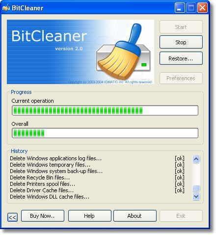 BitCleaner