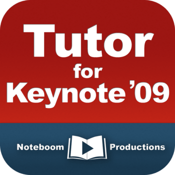 Tutor for Keynote 09