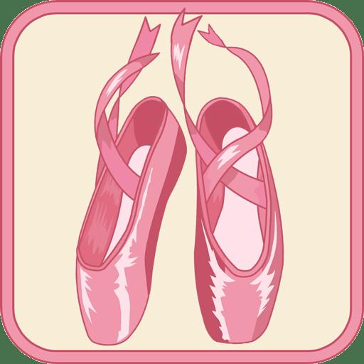 Ballet Shoes Live Wallpaper