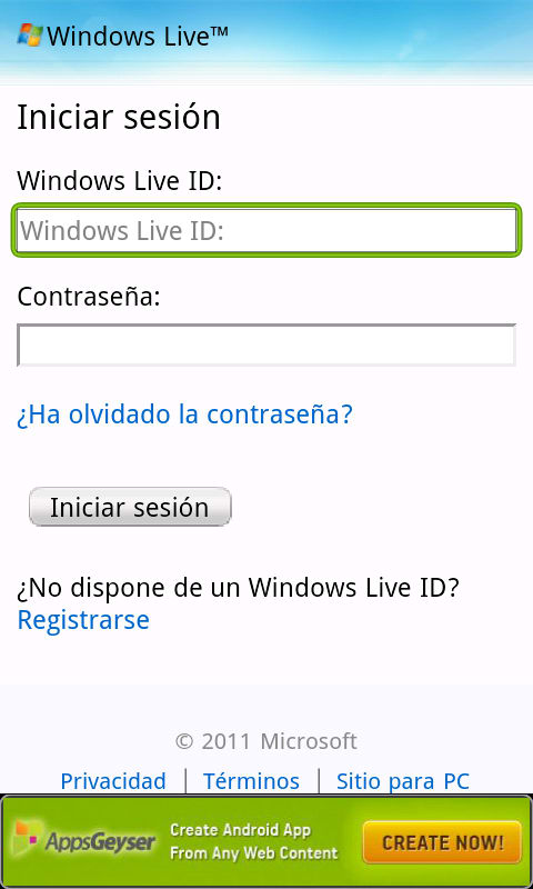 Windows Live Messenger Speed