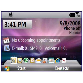 Tema OS X Leopard