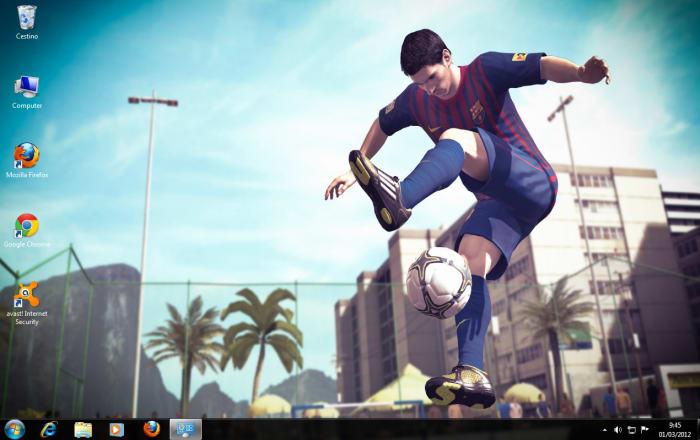 Tema FIFA Street