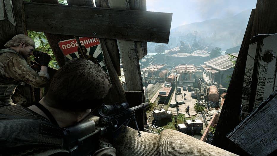 Снайпер 2 игра на компьютер скачать
