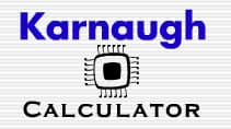 Karnaugh Calculator 0.9