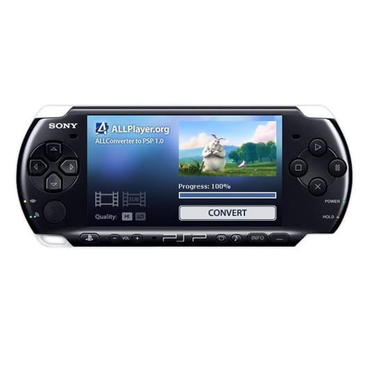 Free ALL Converter to PSP