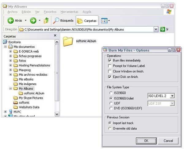 Dvd burning software windows 98