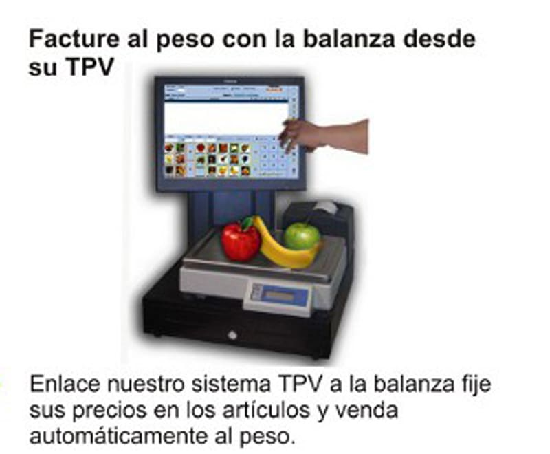 No Problem TPV Alimentacion