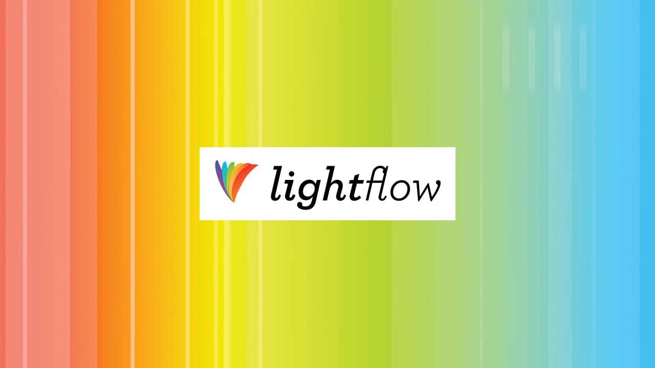 Light Flow - Control LED
