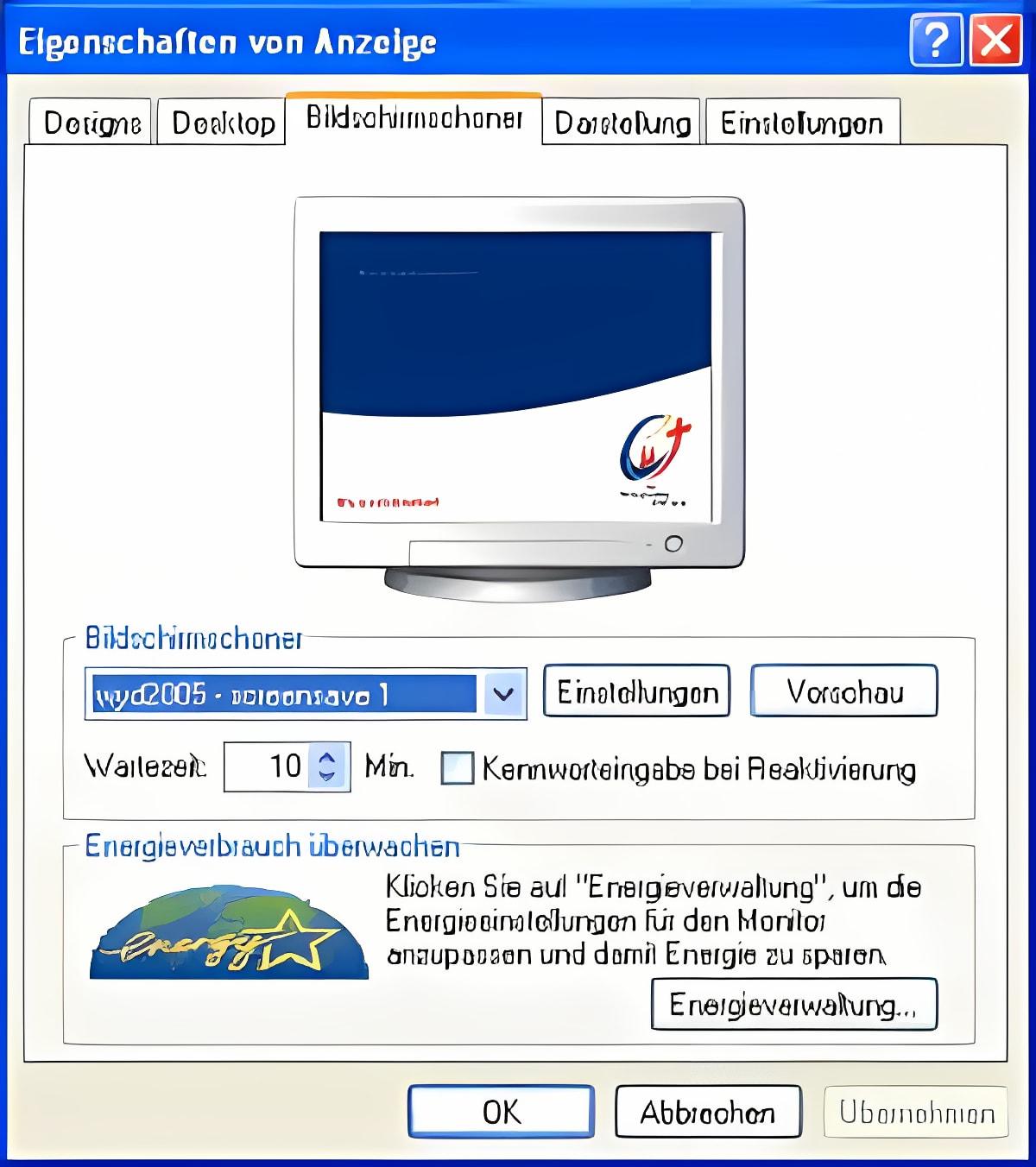 Weltjugendtag 2005 Bildschirmschoner