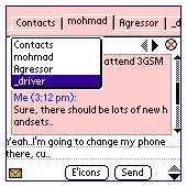 IM+ All-in-One Mobile Messenger