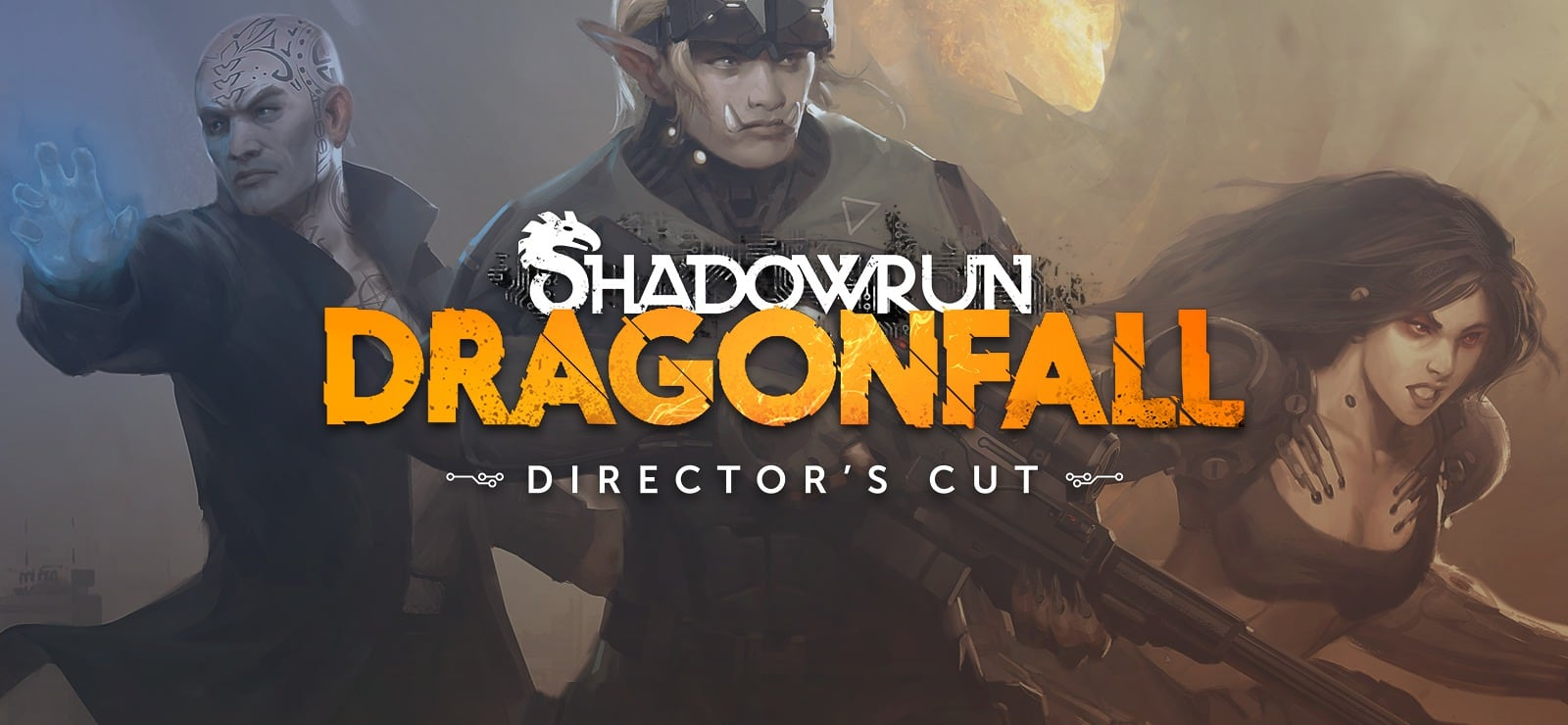 Shadowrun: Dragonfall - Director'S Cut varies-with-device