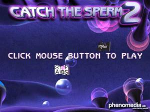 Catch the Sperm 2