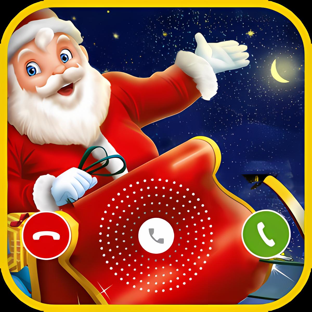 Christmas Fake Call