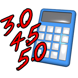 Notes calculator 1.0.0.7