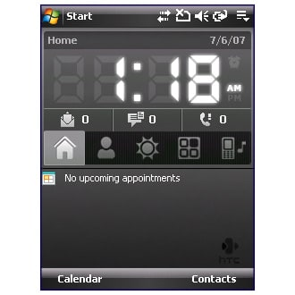 HTC Home Plugin