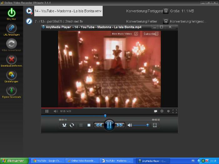 Online Video Recorder