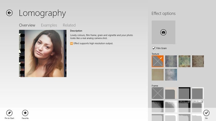 PhotoFunia für Windows 10
