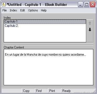 eBook Builder