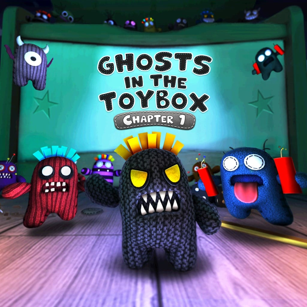Ghosts In The Toybox: Chapter 1 PS VR PS4