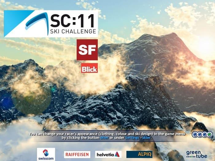 Ski Challenge 12
