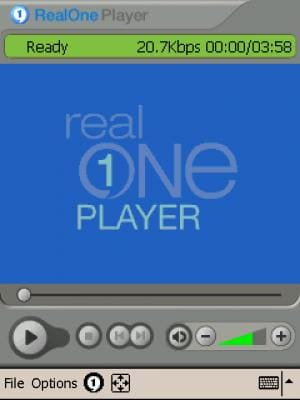 RealPlayer für Mobile