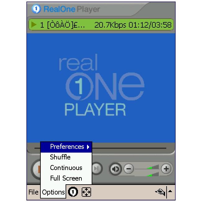 RealPlayer for Mobile