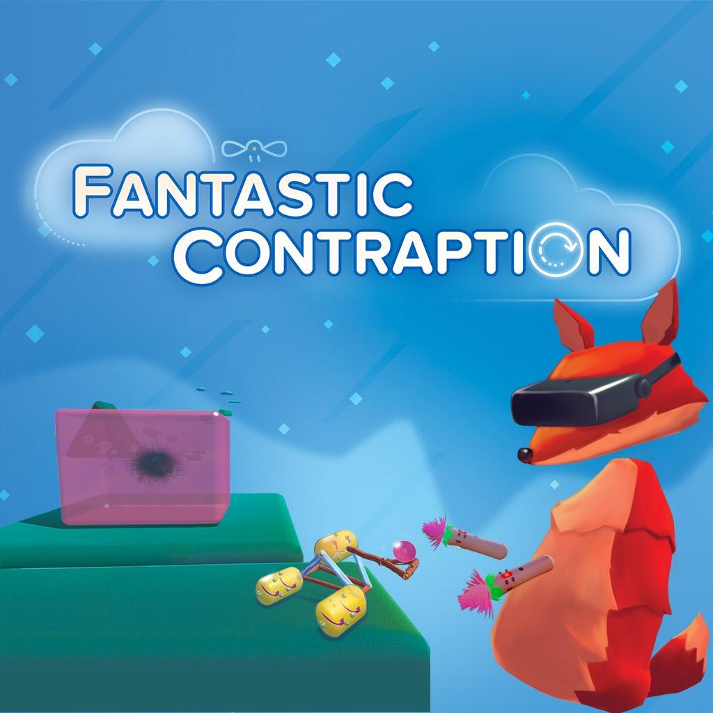 Fantastic Contraption PS VR PS4