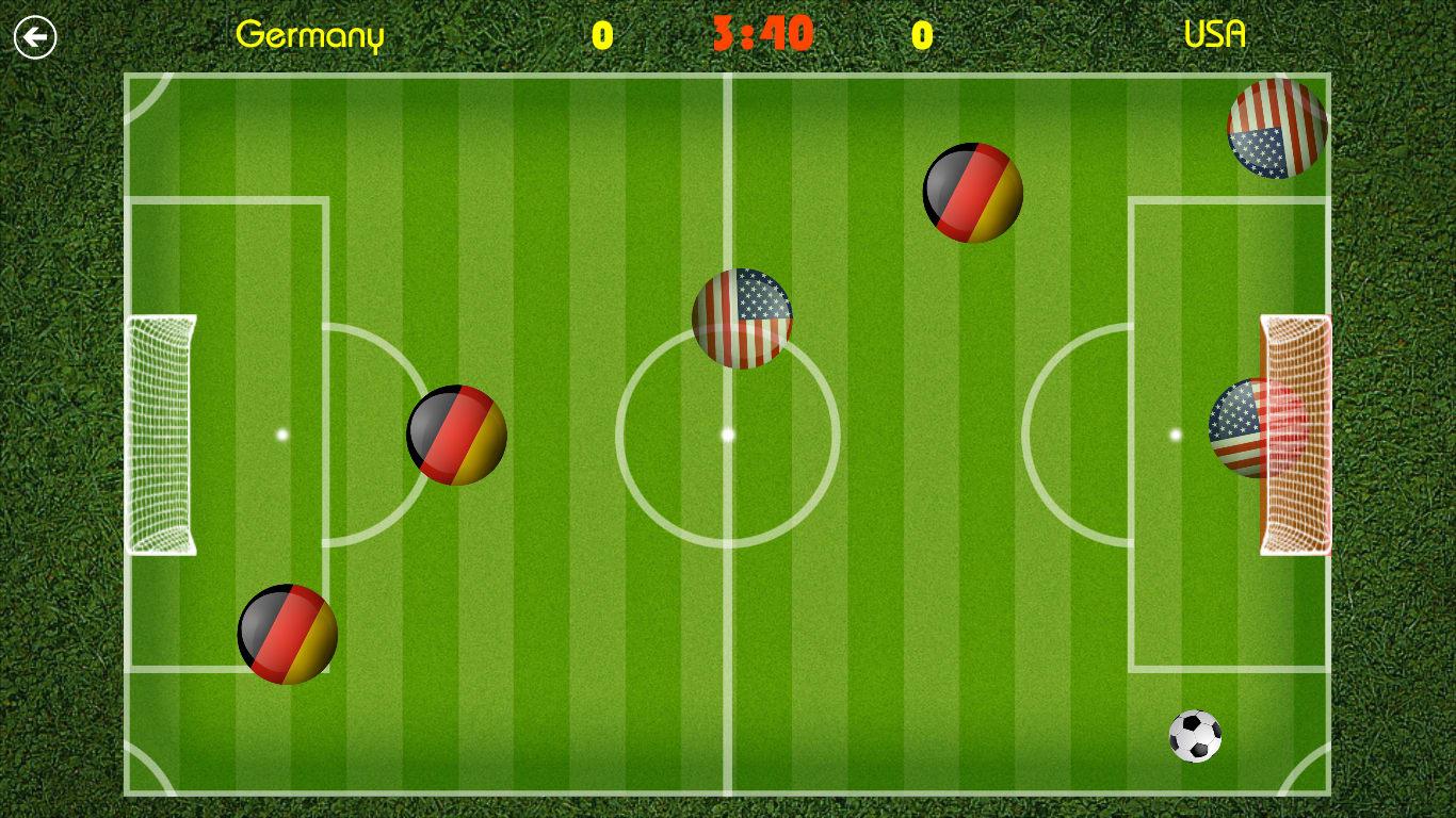 Air Soccer für Windows 10