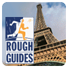 Rough Guide Map Paris
