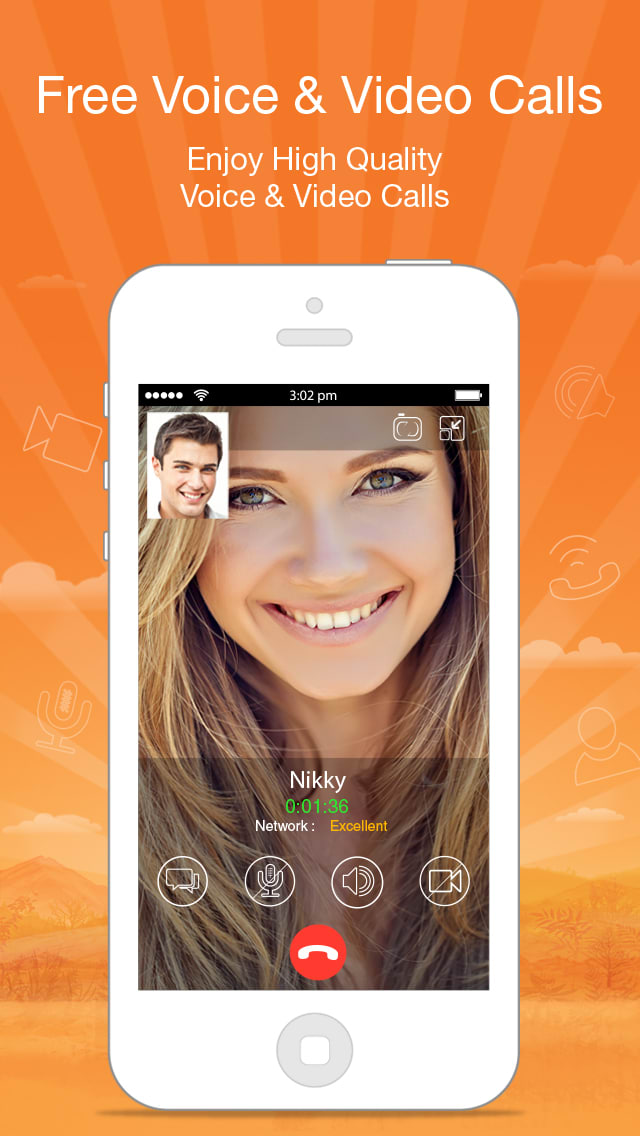 ringID - Free Video Call, Voice & Chat