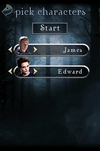Twilight: The Movie Game