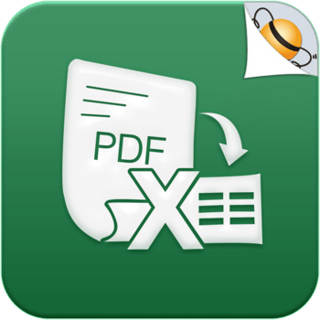 PDF to Excel by Flyingbee