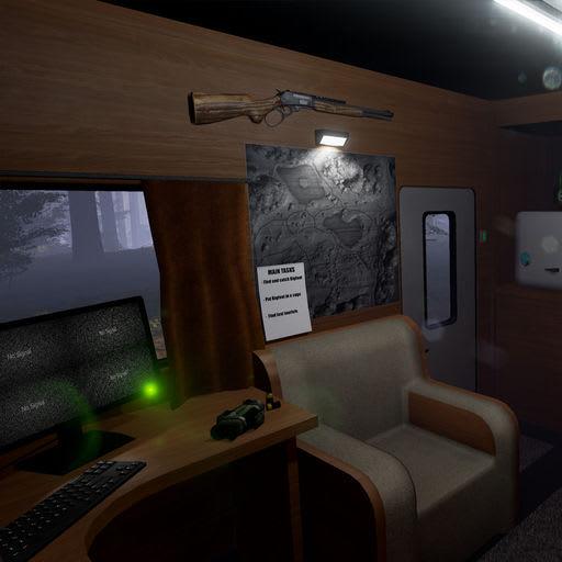 Finding Bigfoot Hunter VR
