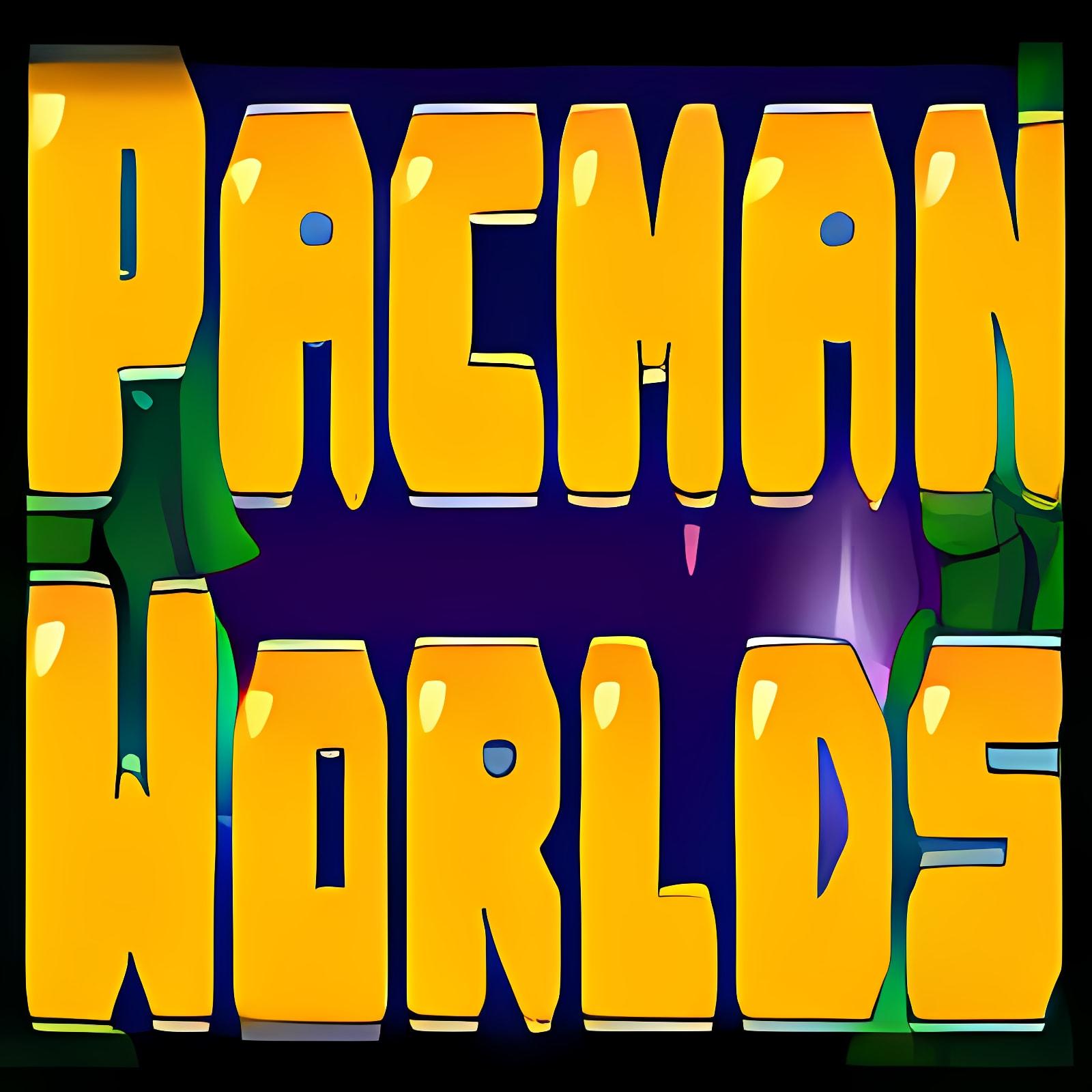 Pacman Worlds