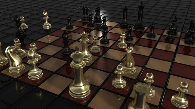 3D Chess Game Windows 8 1.3.0.0