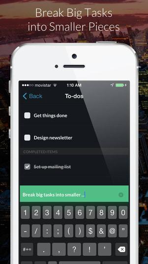 TrackingTime: Task-based Time Tracker